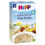 HIPP Бебешка инстантна био каша меки плодове 6м+